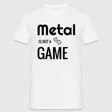 Rock / Metal / Punk / Rock 'n' Roll - T-shirt Homme