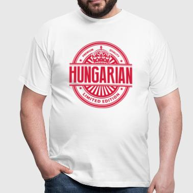 Limited edition hungarian premium qualit - Men's T-Shirt