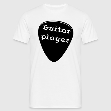 plectrum - Mannen T-shirt
