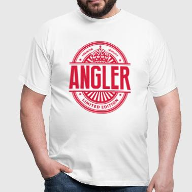 Limited edition angler premium quality - Men's T-Shirt