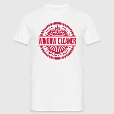 Limited edition window cleaner premium q - Men's T-Shirt