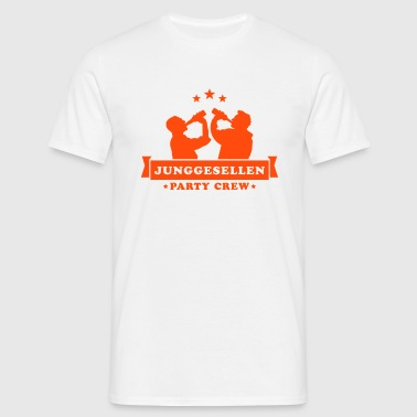 JGA Party Crew - Männer T-Shirt