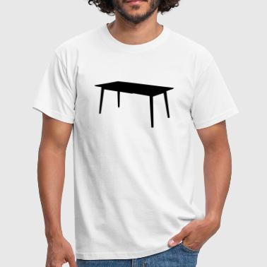Table - Men's T-Shirt