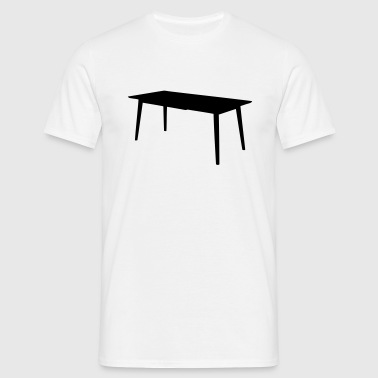Table - T-shirt Homme