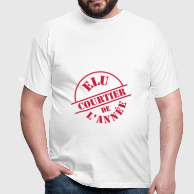 ## Courtier ## - T-shirt Homme