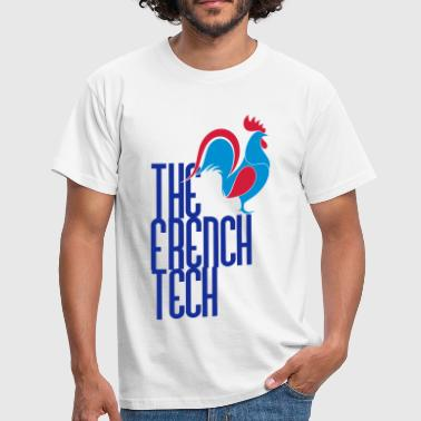The French Tech - made in France - geek - T-shirt Homme