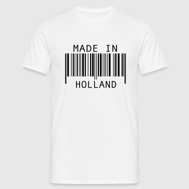 Made in Holland - Mannen T-shirt