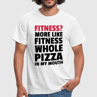 Fitness? - T-shirt Homme