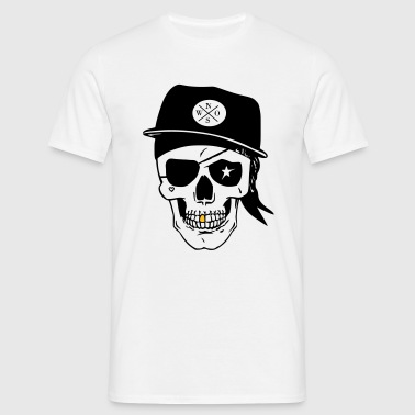 Death Head - Männer T-Shirt
