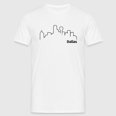 Dallas - Mannen T-shirt