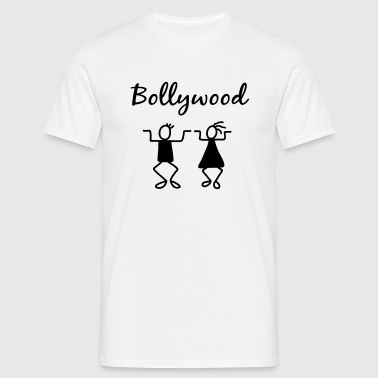 Bollywood - Indien Dance - Männer T-Shirt