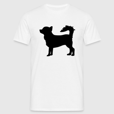 Chihuahua Dog - Men's T-Shirt