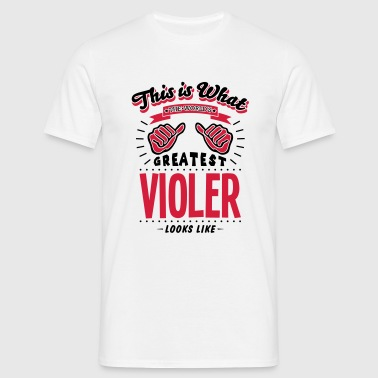 violer worlds greatest looks like - T-shirt Homme