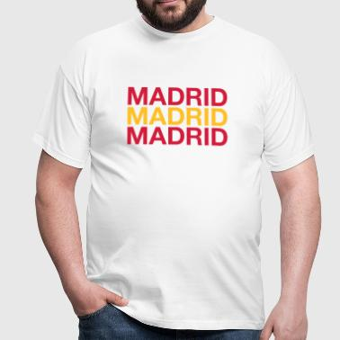 :: MADRID :: - T-shirt Homme
