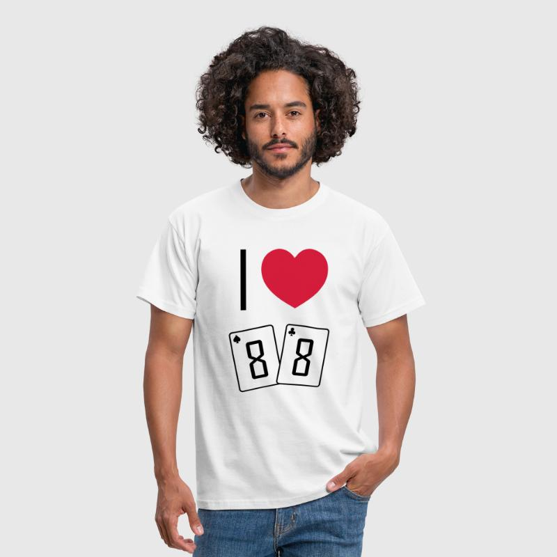 I love 88 - T-shirt Homme