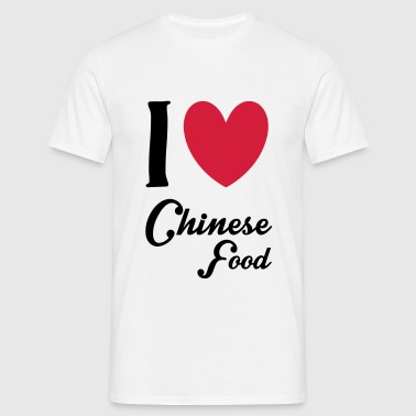 Chinese Food - Camiseta hombre
