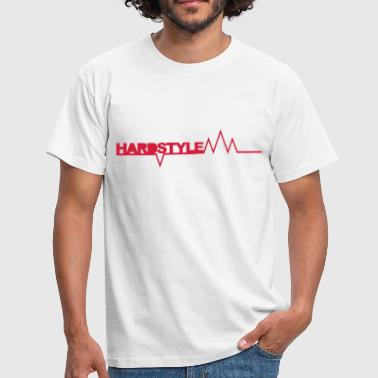 Hardstyle Spikes - T-shirt herr