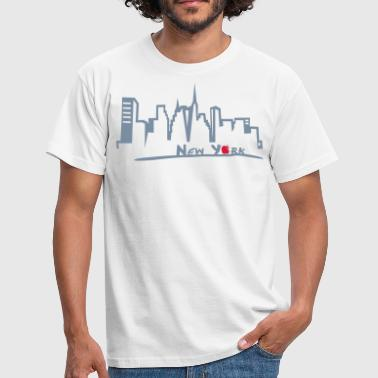 New York New York City  - Camiseta hombre