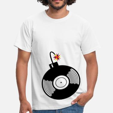 Musical Bomb - T-shirt Homme