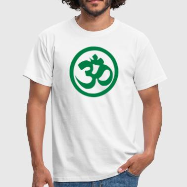 Om - Buddhism - Men's T-Shirt