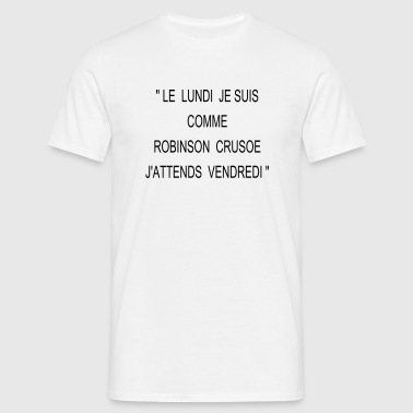 robinson - T-shirt Homme