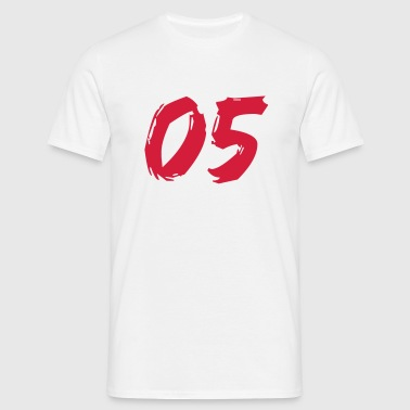 Number Five - Men's T-Shirt