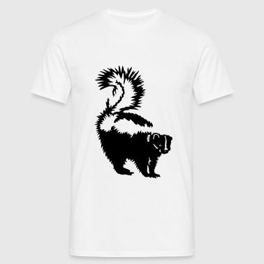 Skunk - Men's T-Shirt
