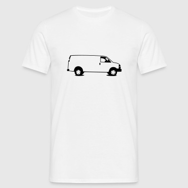 Van - Men's T-Shirt