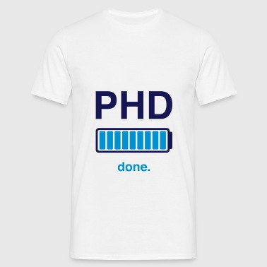 PhD Loading 3/3 - T-shirt Homme