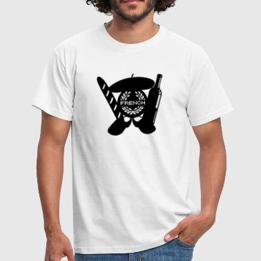 FRENCH - T-shirt Homme