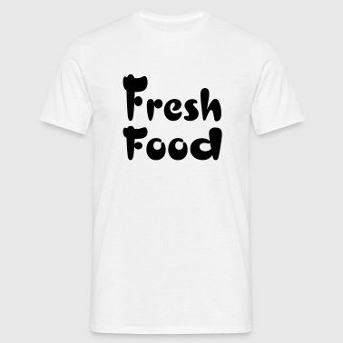 fresh food - T-shirt herr