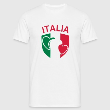 scudetto_italia2 - Men's T-Shirt