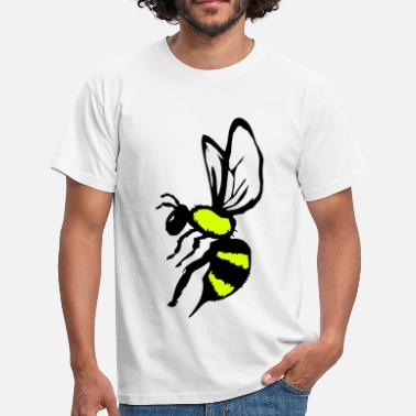Wasp Bee / Hornet / Wasp - Men's T-Shirt