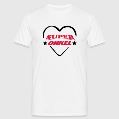 Super onkel 111 - Herre-T-shirt