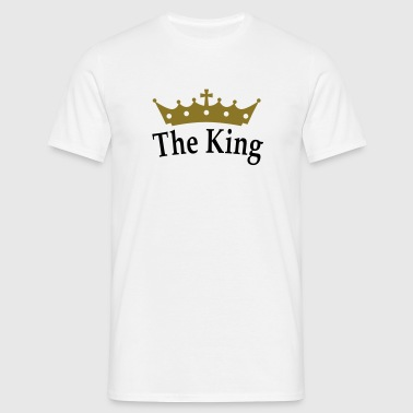 The King - Camiseta hombre