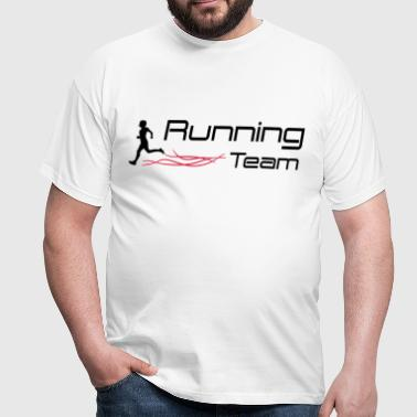 running team - Men's T-Shirt