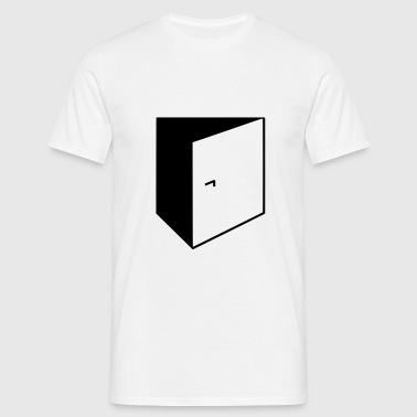open door - Mannen T-shirt