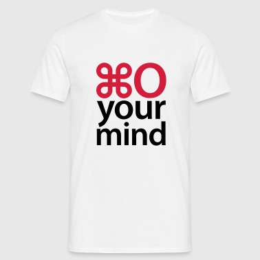 Open your mind - Männer T-Shirt