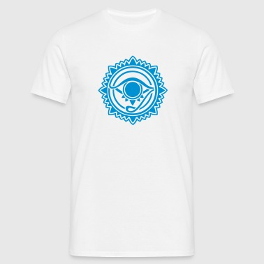 Eye of Providence - Eye of Horus - Eye of God I - Mannen T-shirt