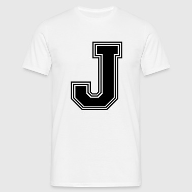 J_Brief_J_(w31) - Mannen T-shirt