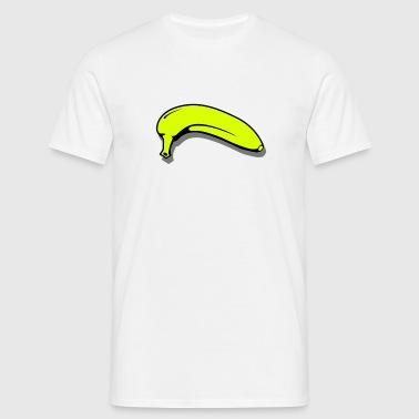 Banane © - T-skjorte for menn