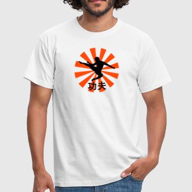 Kung Fu kung fu - T-shirt Homme