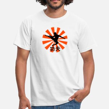 Kung Fu kung fu - Men's T-Shirt