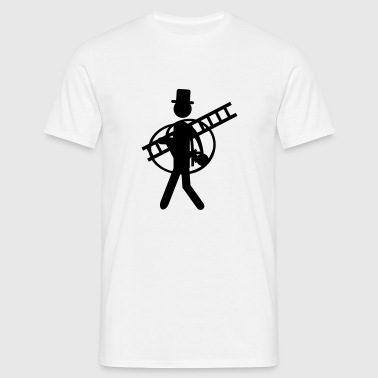 Chimney Sweeper  - Männer T-Shirt