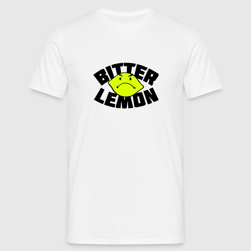 Bitter Lemon - Men's T-Shirt