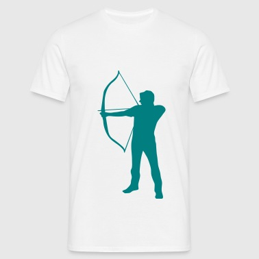 Archery - Mannen T-shirt