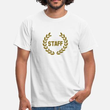Bar Staff staff deluxe - Männer T-Shirt