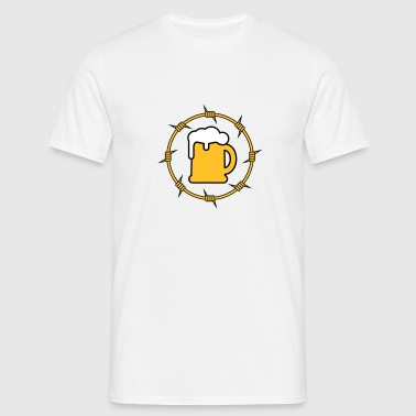 Alcohol | Alkohol | Bier | Beer - T-shirt Homme