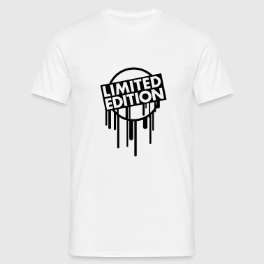 limited_edition_graffiti_stamp - Camiseta hombre