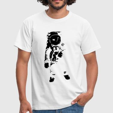 Astronaut - Space - T-shirt Homme